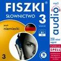 NIEMIECKI - Fiszki Audio Mp3 (Słownictwo 3)