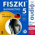 NIEMIECKI - Fiszki Audio Mp3 (Słownictwo 5)