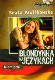 Kurs niemieckiego - blondynka na jezykach
