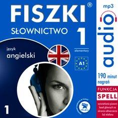 FISZKI audio - j. angielski - Słownictwo 1 - audiobook