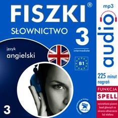FISZKI audio - j. angielski - Słownictwo 3 - audiobook