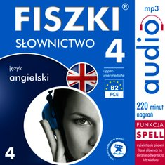 FISZKI audio - j. angielski - Słownictwo 4 - audiobook