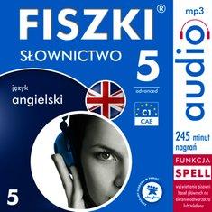 FISZKI audio - j. angielski - Słownictwo 5 - audiobook